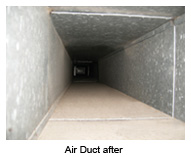Air Duct Cleaning Improves Indoor Air Quality And Increases Operating Efficiency