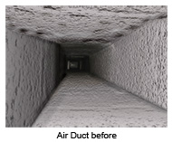 Air Ducts Can Accumulate Allergens And Contaminants Which Effect Indoor Air Quality
